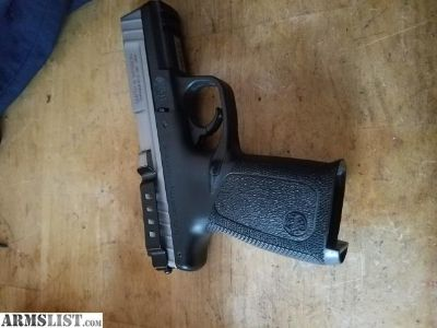 For Sale/Trade: S&W sd40ve