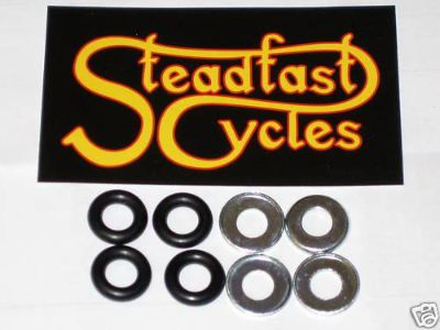 Find Amal cupped carb mounting washer & O-ring Triumph BSA washers orings Concentric motorcycle in Canyon Country, California, US, for US $15.00