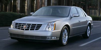 2008 Cadillac DTS Base (Blue)
