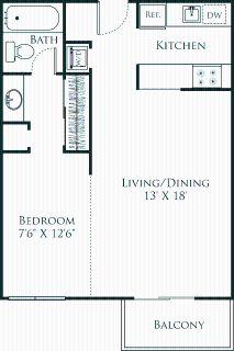 0 bedroom in Burlingame