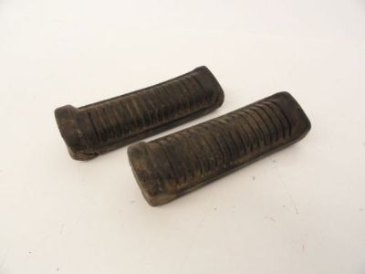 Purchase 79 83 Honda ATC 110 used Rubber Foot Peg Cover Pegs 50661-943-010 motorcycle in Chippewa Lake, Ohio, United States, for US $25.00