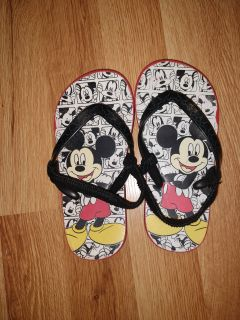 Mickey Mouse flip flop/sandals