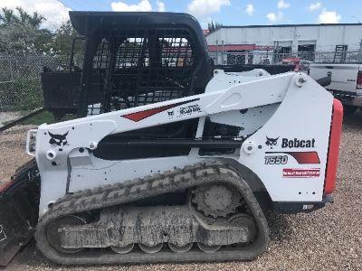 2017 BOBCAT T550 LOADERS