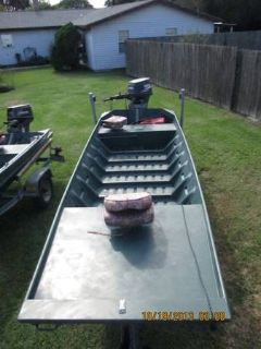 16x42 Tunnel Hull 40hp yamaha Sale or WTT for 200hp Yamaha outboard