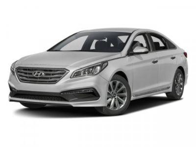 2016 Hyundai Sonata 2.4L Sport (Symphony Silver)