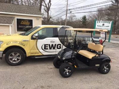 2018 E-Z-Go TXT Valor Gas Golf Golf Carts Exeter, RI