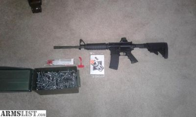 For Sale: Ar15 diamond back