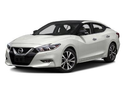 2016 Nissan Maxima 3.5 SL (Pearl White)