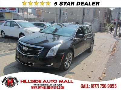 2016 Cadillac XTS Professional Livery Package (Other)