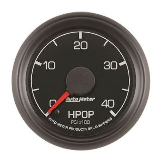 Sell Auto Meter 8496 Factory Match; HPOP Oil Pressure Gauge motorcycle in Rigby, Idaho, United States, for US $216.95