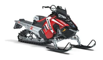 2019 Polaris 850 PRO-RMK 155 SnowCheck Select Mountain Snowmobiles Eagle Bend, MN