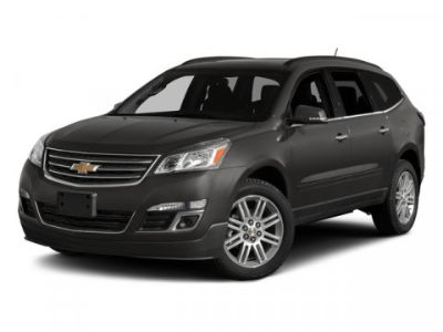 2015 Chevrolet Traverse LT (Black Granite Metallic)