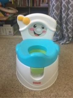 Fisher Price - Learn and Flush Potty
