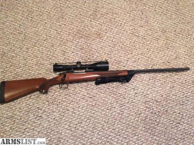 For Sale: Remington 700 CDL 30-06