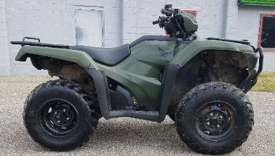 2014 Honda FourTrax Foreman 4x4 ES EPS Utility ATVs Brilliant, OH