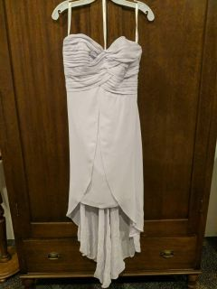 Strapless formal/prom/homecoming dress!