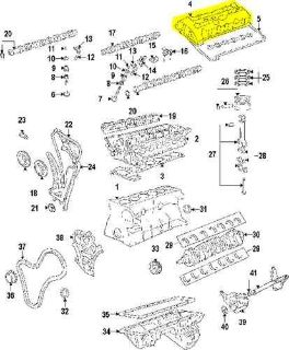 Find BMW 11127565284 GENUINE OEM FACTORY ORIGINAL VALVE COVER motorcycle in San Francisco, California, US, for US $381.26