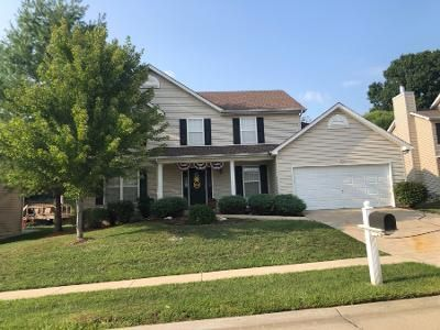 4 Bed 3.5 Bath Preforeclosure Property in Wentzville, MO 63385 - Great Oaks Meadow Dr