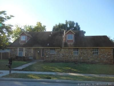 3 Bed 2 Bath Foreclosure Property in Tulsa, OK 74134 - E 27th St