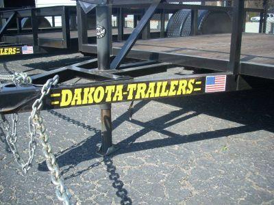 "2018 Dakota 5""x14' Utility Trailers Little Rock, AR"