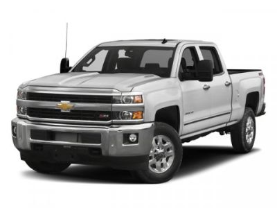 2017 Chevrolet Silverado 2500HD LTZ (Pepperdust Metallic)