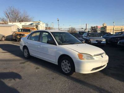 Used 2002 Honda Civic for sale
