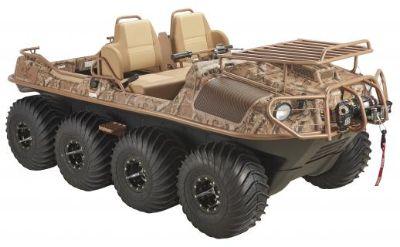 2017 Argo Avenger 8x8 Hunt Master R Utility ATVs Monroe, WA