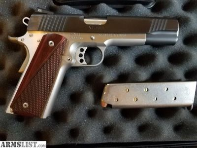 For Sale/Trade: Kimber custom match 2