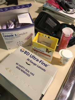 Diabetic Supplies ** SWAP ONLY**