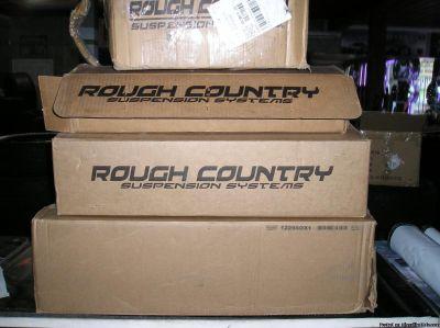 6 inch rough country suspension lift kit wheels shipping atlanta