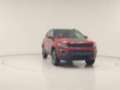 2017 Jeep Compass All-New Trailhawk