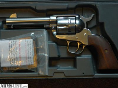 For Sale: Used Ruger New Vaquero