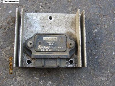 vanagon ignition module