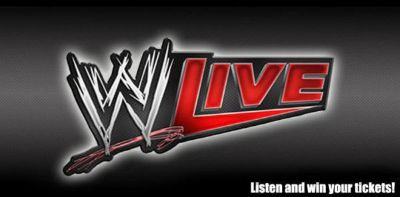 WWE Live Tickets at Ford Park Arena on 01042015