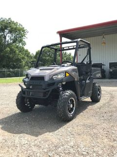 2019 Polaris RANGER 570 MID SIZE EPS Side x Side Golf Carts Brazoria, TX