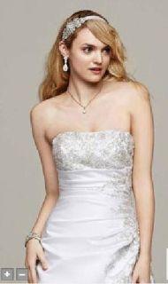 A-line Wedding dress Size 4. New