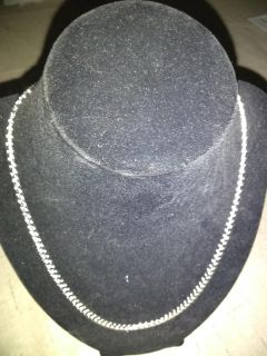 Stamped 925 Silver Chain