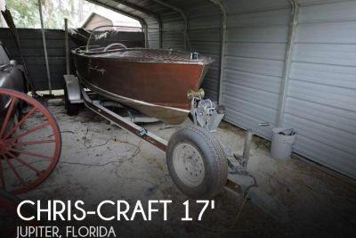 1957 Chris Craft 17 Sportsman Utility