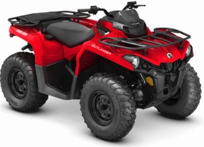 2019 Can-Am Outlander 450 Utility ATVs Cartersville, GA