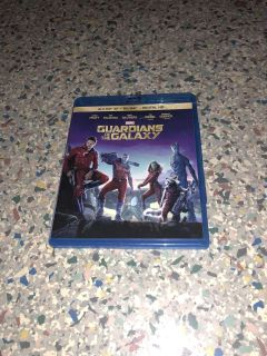 Guardians of the galaxy Blu-ray and Blu-ray 3D