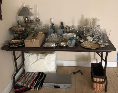 * * * Estate Sale * * * By Appointment Only!