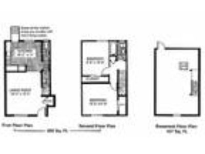Acton Townhomes - Two BR 1.5 BA