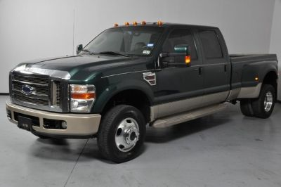 2008 Ford F350 King Ranch- Forest Green- 92K