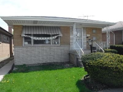 3 Bed 1.5 Bath Foreclosure Property in Riverdale, IL 60827 - S Bishop St