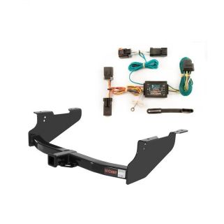Purchase Curt Class 4 Trailer Hitch & Wiring for Dodge Ram 1500/2500/3500 & 1500 8' Bed motorcycle in Greenville, Wisconsin, US, for US $223.84