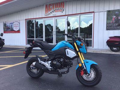 2019 Honda Grom Sport Motorcycles Hudson, FL