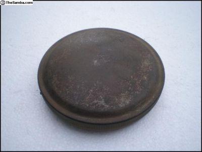 porsche 356 original gas tank cap