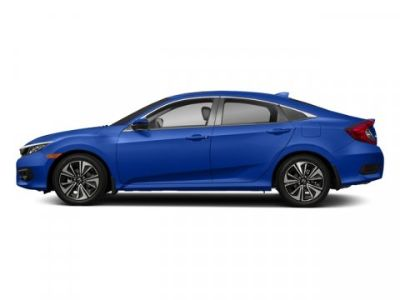 2018 Honda CIVIC SEDAN EX-L (Aegean Blue Metallic)