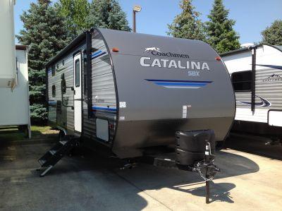2020 Coachmen Catalina SBX 221DBSCK
