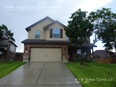 Single-family home Rental - 818 Terra Cotta Ct